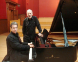 John with Mark Tanner
