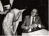 Sir Lennox Berkeley and Margaret 1978