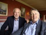 With Gordon Crosse 2014