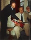 With Neeme Jarvi 1987